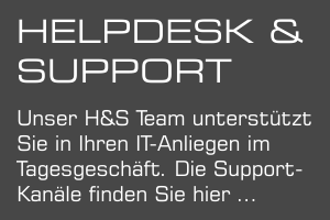 Helpdesk & Support